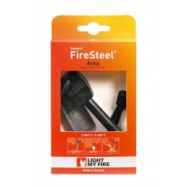 Amnar Light My Fire Army 2. steel