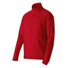 Bluza Mammut Aconcagua Pull Men Zipp, Polartec Power Stretch Pro