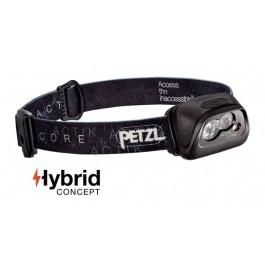 Lanterna, lampa frontala Petzl Actik Core 350 Hybrid