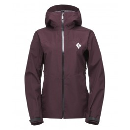 Black Diamond, Jacheta Gore Tex W Liquid Point Shell S