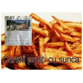 Aliment instant Travellunch cartofi prajiti cu sunca, lactose free 51158