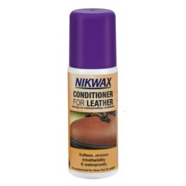 Nikwax Conditioner for Leather, balsam de reconditionat piele