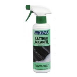 Solutie Nikwax Leather Cleaner, solutie de curatat articole din piele