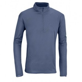 Bluza de corp cu maneca lunga Trekmates Vapour Tech Zip Top Men