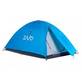 Cort Zajo Montana 3, cort de 3 persoane pentru drumetie, camping