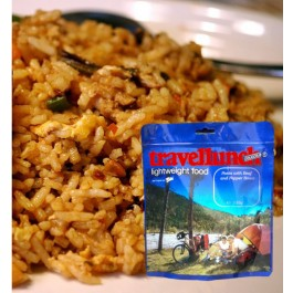 Aliment instant Travellunch Nasi Goreng 51132 L E