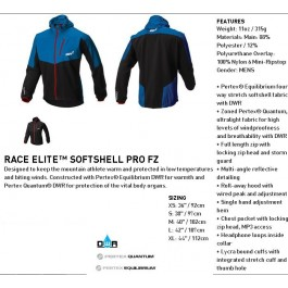 Inov-8 Race Elite Softshell Pro FZ, jacheta alergare