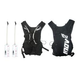 Inov-8 Race Elite Vest, vesta de alergare cu flacoane flexibile