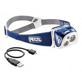 Lanterna frontala Petzl Reactik