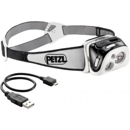 Lanterna, lampa  frontala Petzl Reactik 220