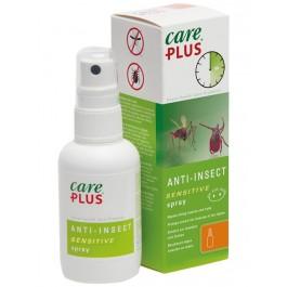 Spray antiinsecte Care Plus Sensitive, pentru copii