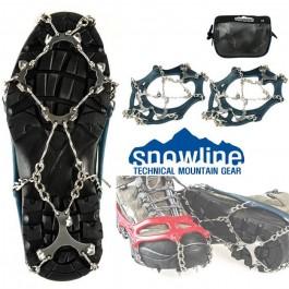 Lanturi cu crampoane din otel, Snowline Spikes, pentru copii
