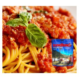 Aliment instant Travellunch Spaghetti Bolognese 50238