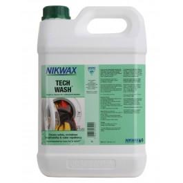 Nikwax Tech Wash 5 L, detergent lichid imbracaminte