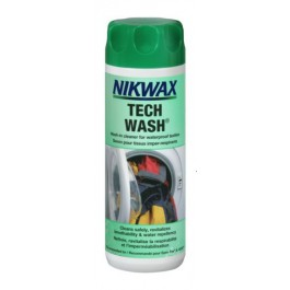 Solutie, detergent Nikwax Tech Wash 300 ml.
