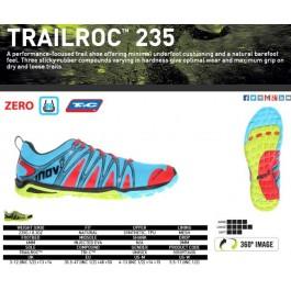 Inov   8 Trailroc 235, pantofi pentru trail running.