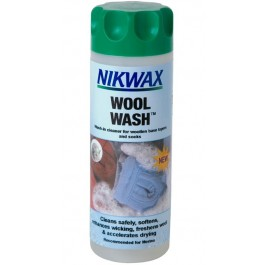 Nikwax Wool Wash, detergent pentru lana