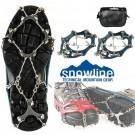 Lanturi antialunecare cu crampoane din otel, Snowline Spikes Chainsen Pro