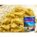 Aliment Instant Travellunch Chickhen Korma Curry cu orez 50234