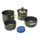 Set vase camping Pinguin Double