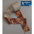 Piele foca Kohla Mohair 100 % la metru cu latimea de 65 mm.