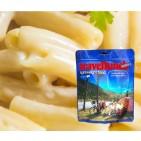 Aliment instant Travellunch Pasta in Cheese Sauce, sos de branza, vegetarian 50127