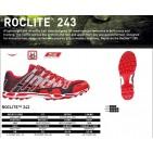Inov-8 Roclite 243, pantofi trail running, unisex