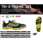 Inov-8 Tri - X - Treme 225, incaltaminte, pantofi pentru triatlon