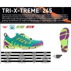 Inov-8 Tri - X - Treme 245, incaltaminte, pantofi pentru triatlon