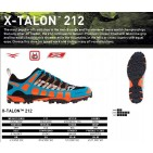 Inov 8 X - Talon 212  M, incaltaminte trail running barbati.